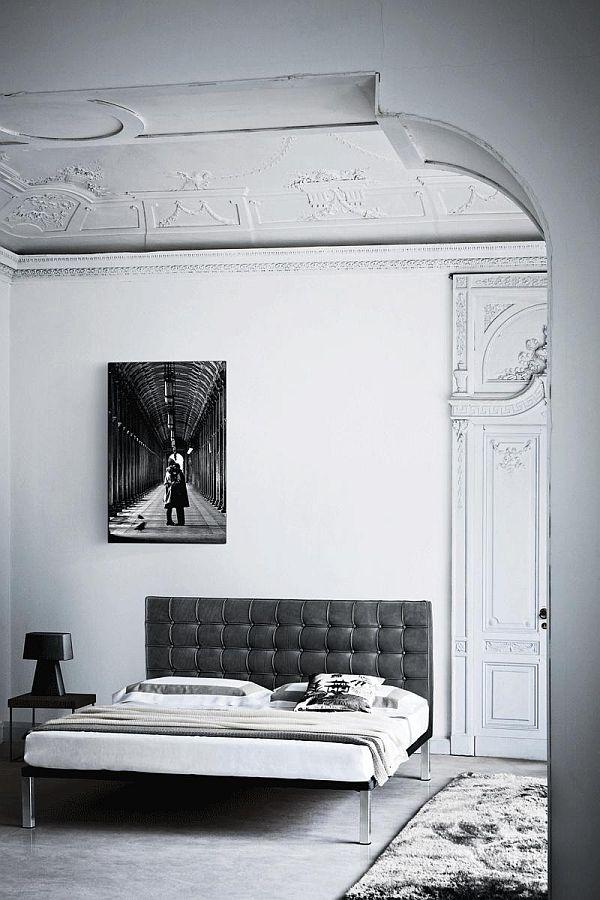 Slaapkamers in zwart-wit - INTERIOR JUNKIE