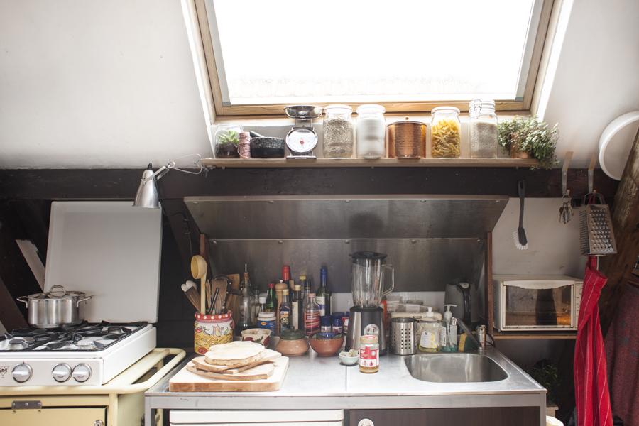 Stuut Keuken Design Zierikzee : Binnenkijken op zolder! INTERIOR JUNKIE