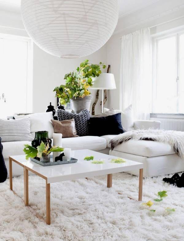 15x vloerkleden in huis - INTERIOR JUNKIE