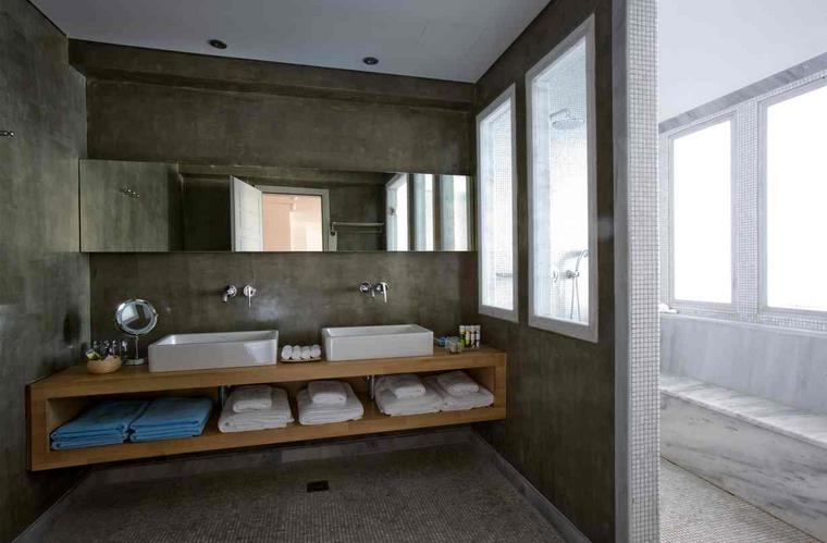 10x houten badkamermeubels - interior junkie, Badkamer