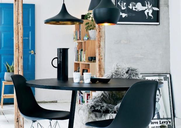 Compact wonen op 69m2 in Kopenhagen