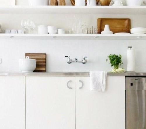 11x open keukenkastjes