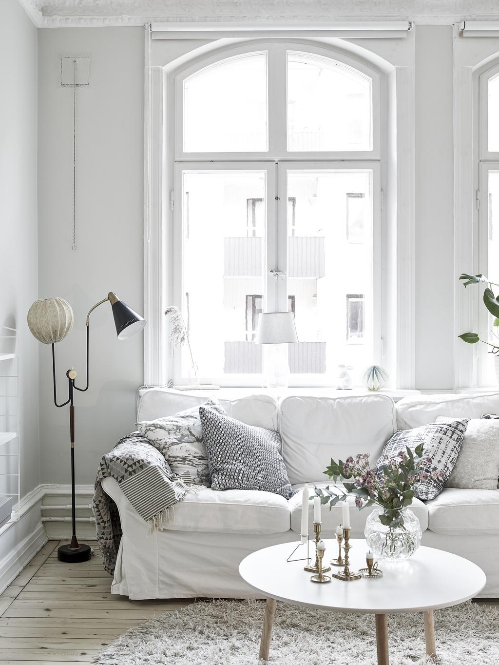 Heerlijk fris huis met houten accenten   interior junkie