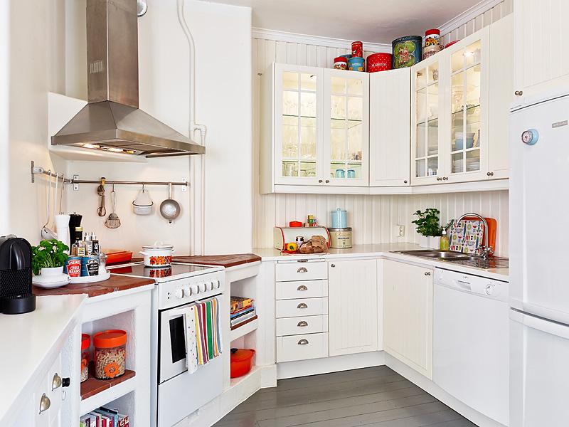 Marktplaats Keuken Recht : Scandinavian Rustic Kitchen