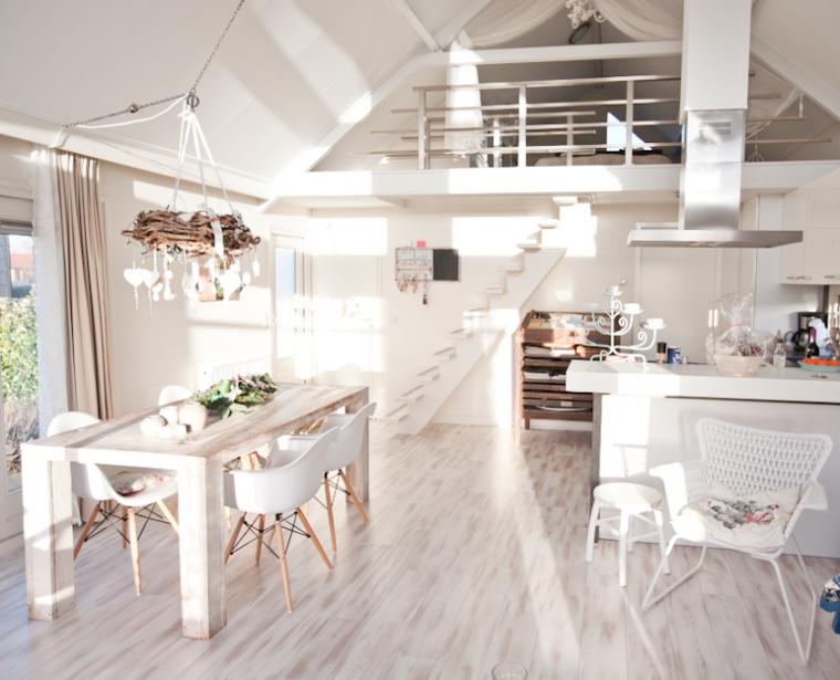 Winter cottage in Zeeland