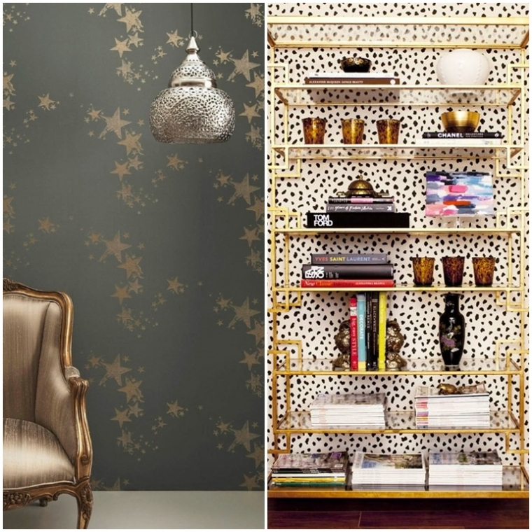 12x glitter & glamour in huis
