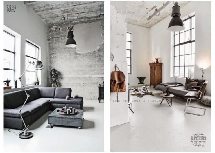 Industriele Woonkamer Interieur : Industriele spullen cool full size of interieur stoere