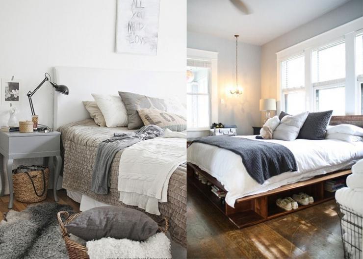 Slaapkamer slaapkamer lampen landelijk inspirerende foto 39 s en idee n van het interieur en - Kamer trend ...