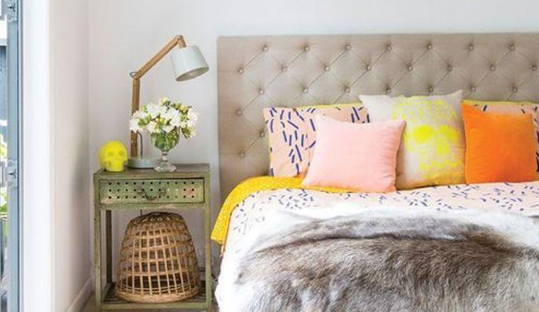 Slaapkamer Inspiratie Beige : 8x beigetinten in de slaapkamer ...