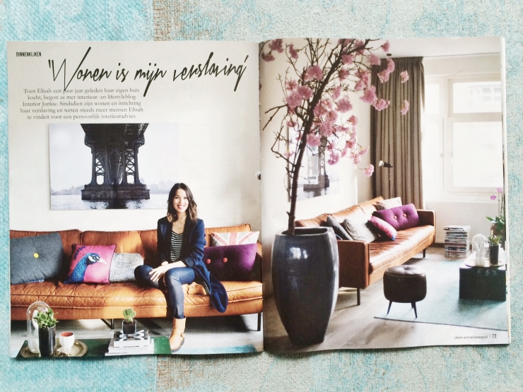 Interior Junkie x Woonspecial Libelle