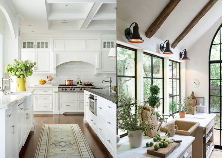 10x landelijke keukens   interior junkie
