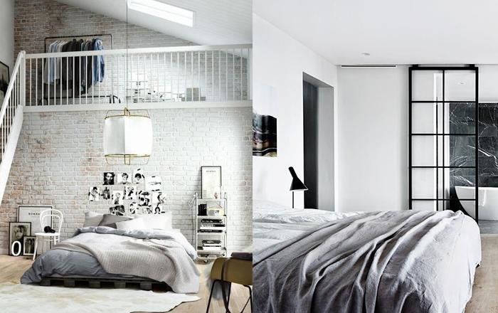 Slaapkamer Meubels Zaandam : 8x grijze slaapkamers - INTERIOR JUNKIE