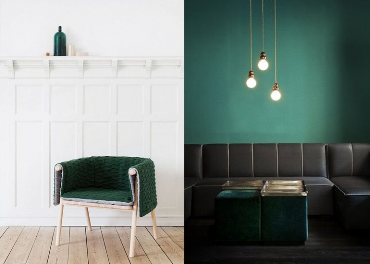 7x groene items in huis