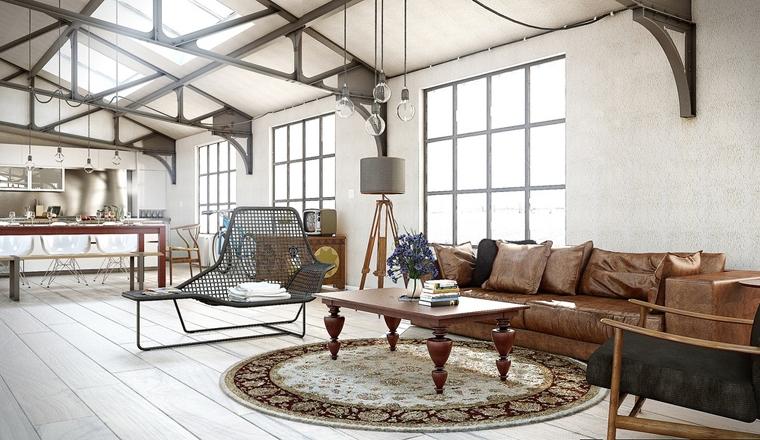 Tri Mix Interior : Een ode aan industrieel wonen interior junkie