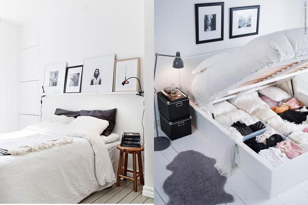 Slaapkamer Meubels Zaandam : 11x tips voor een kleine slaapkamer ...