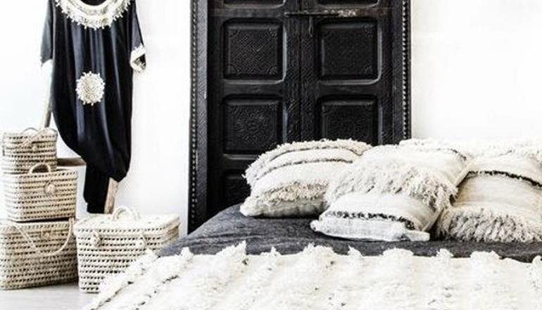 Slaapkamer Arabische Stijl : 10x Arabische accenten in huis - INTERIOR ...