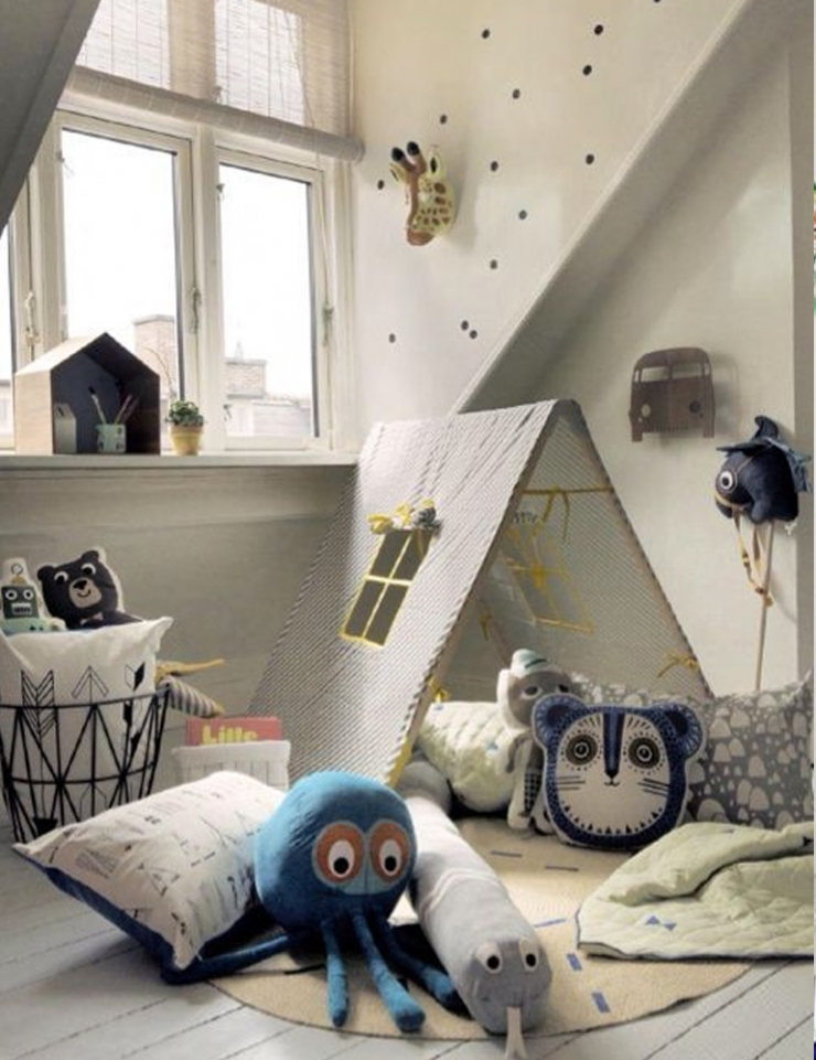 8x de mooiste kinderkamers - interior junkie, Deco ideeën