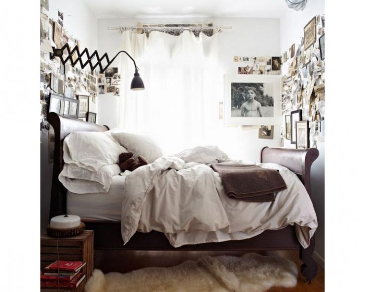 Ikea Kleine Slaapkamer Inrichten : Tips voor een kleine slaapkamer ...