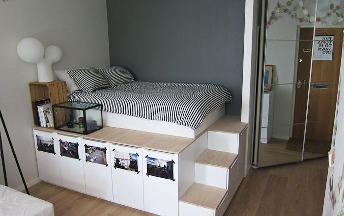 11x tips voor een kleine slaapkamer - INTERIOR JUNKIE