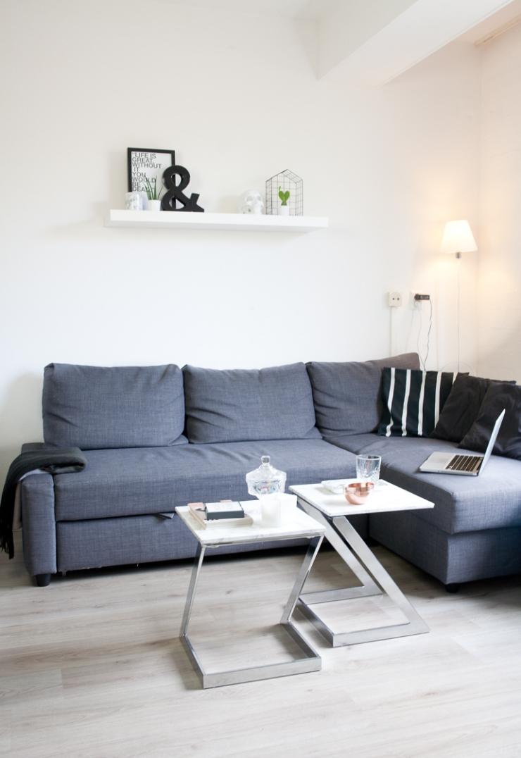 Binnenkijken in een compact huis van 30m2 - INTERIOR JUNKIE