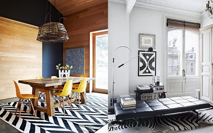 Slaapkamer inrichten zwart wit ruimtes inrichten woon je in een klein huis of wil kleine kamer - Zwart witte tiener slaapkamer ...