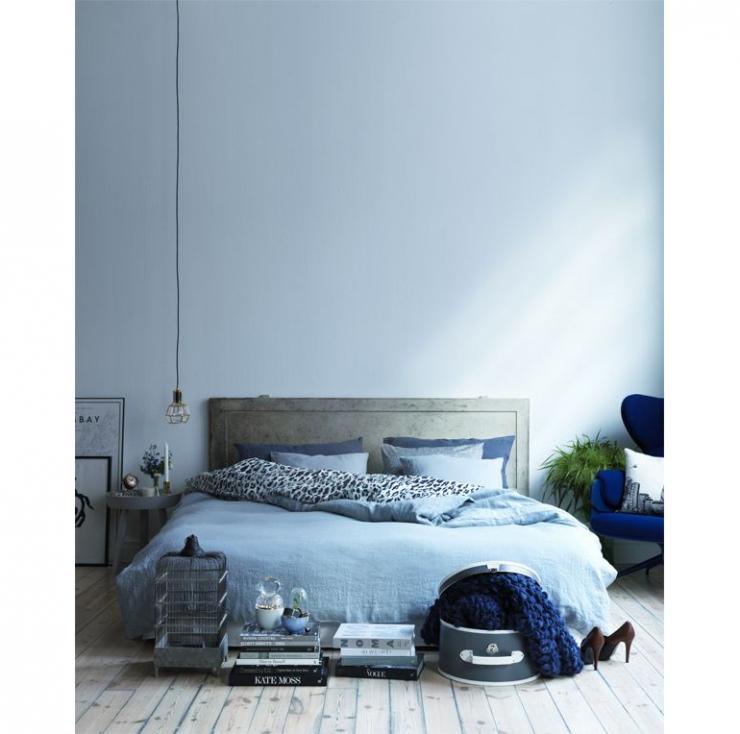 8x lichtblauwe accenten in huis - interior junkie, Deco ideeën