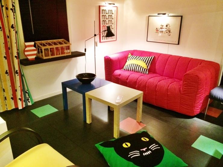 Designklassiekers spotten ikea museum interior junkie for Jaren 60 interieur