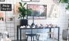 12x rasterpatronen in huis