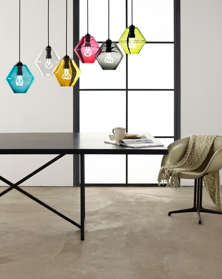 11x verlichting boven de eettafel interior junkie for Lampen eettafel design