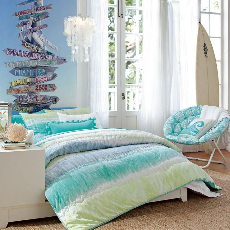 11x beachlooks voor thuis - interior junkie, Deco ideeën
