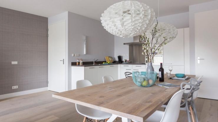 Eettafel lamp modern amazing interieur inspiratie een ronde
