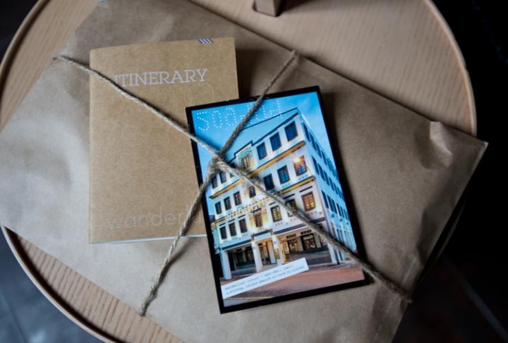 Wanderlust: hotel voor globetrotters