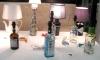 DIY: maak een lamp van een fles drank