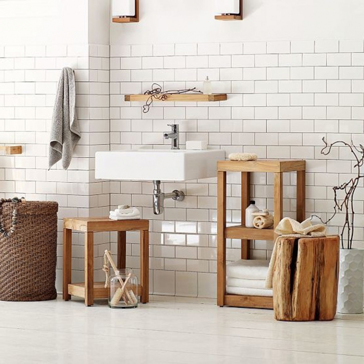 Design wisser badkamer