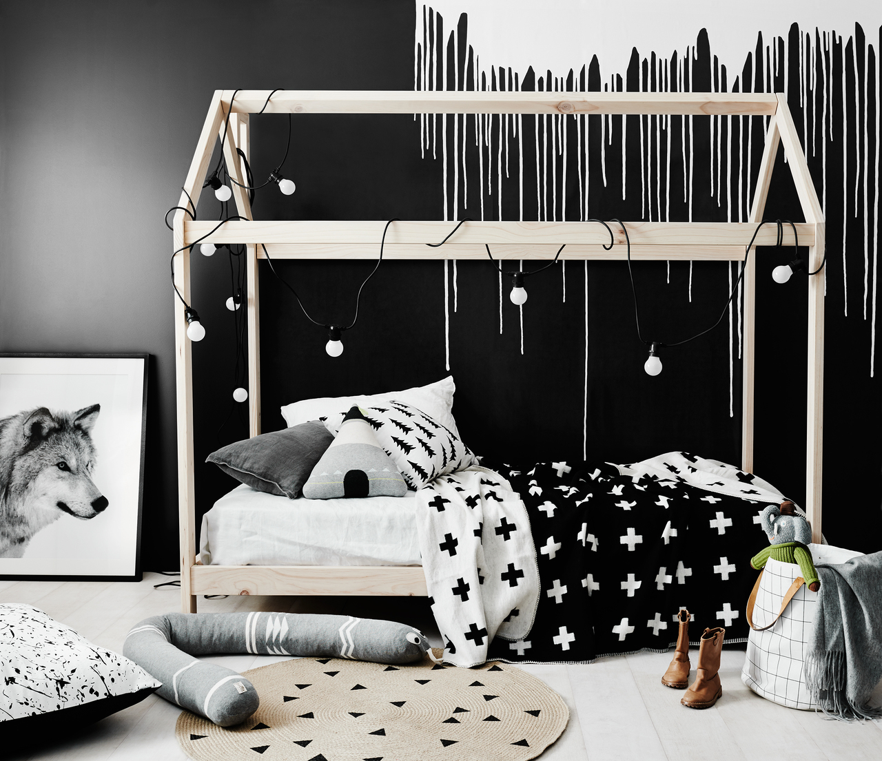 Heerlijk slapen in je eigen huisje - INTERIOR JUNKIE