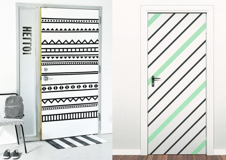 8x creatieve manieren om je deur te pimpen