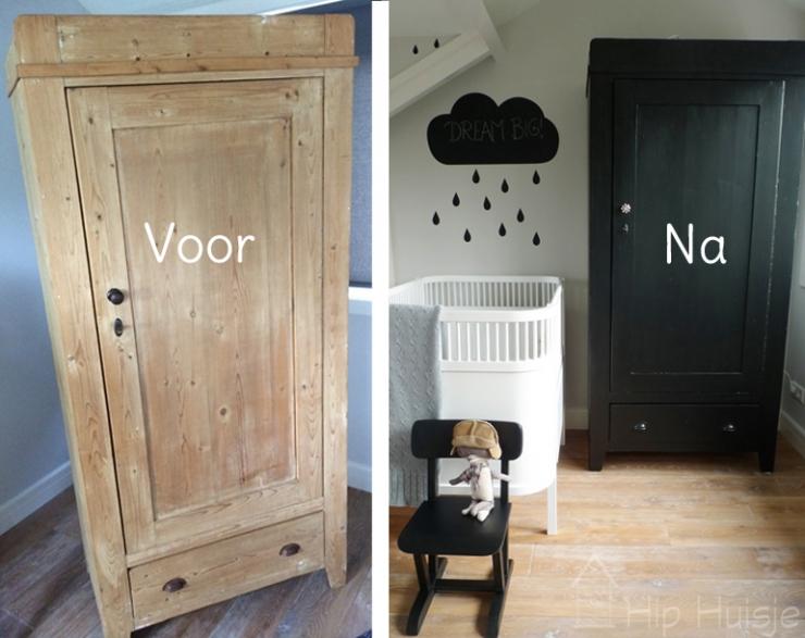 Oude Houten Stoel Opknappen