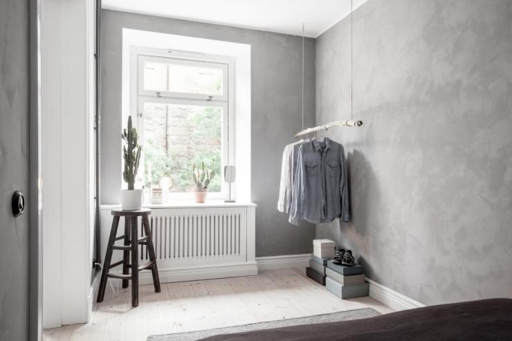 Betonlook Badkamer Muren : De betonlook op je muur top geef je eigen muren ook een stoere