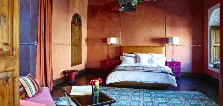 Woonkamer Inspiratie Marrakech : Sneak peek stijlvolle riads in ...
