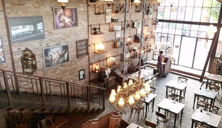 Bakstenen Muur Woonkamer : ... een stunning bakstenen muur, oude ...