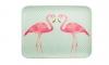 Woonvondst: dienblad met flamingo's