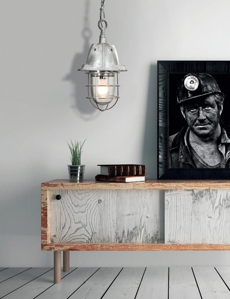 pronken met industriële lampen in huis - interior junkie, Deco ideeën