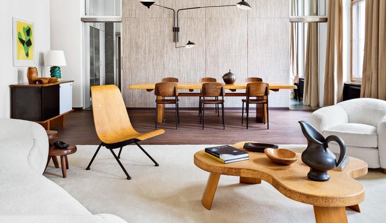 Slaapkamer Jaren 50 : ... jaren 50. Architectural Digest schoot een ...