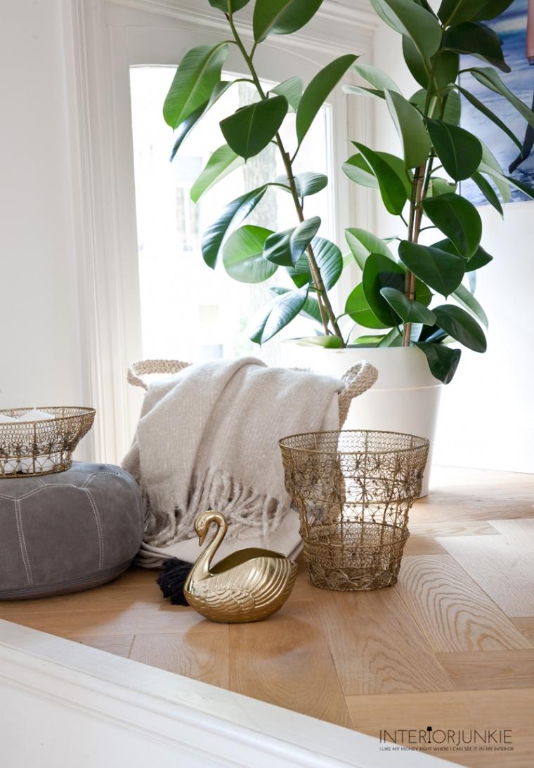 Binnenkijken in het h&m x interior junkie huis   interior junkie