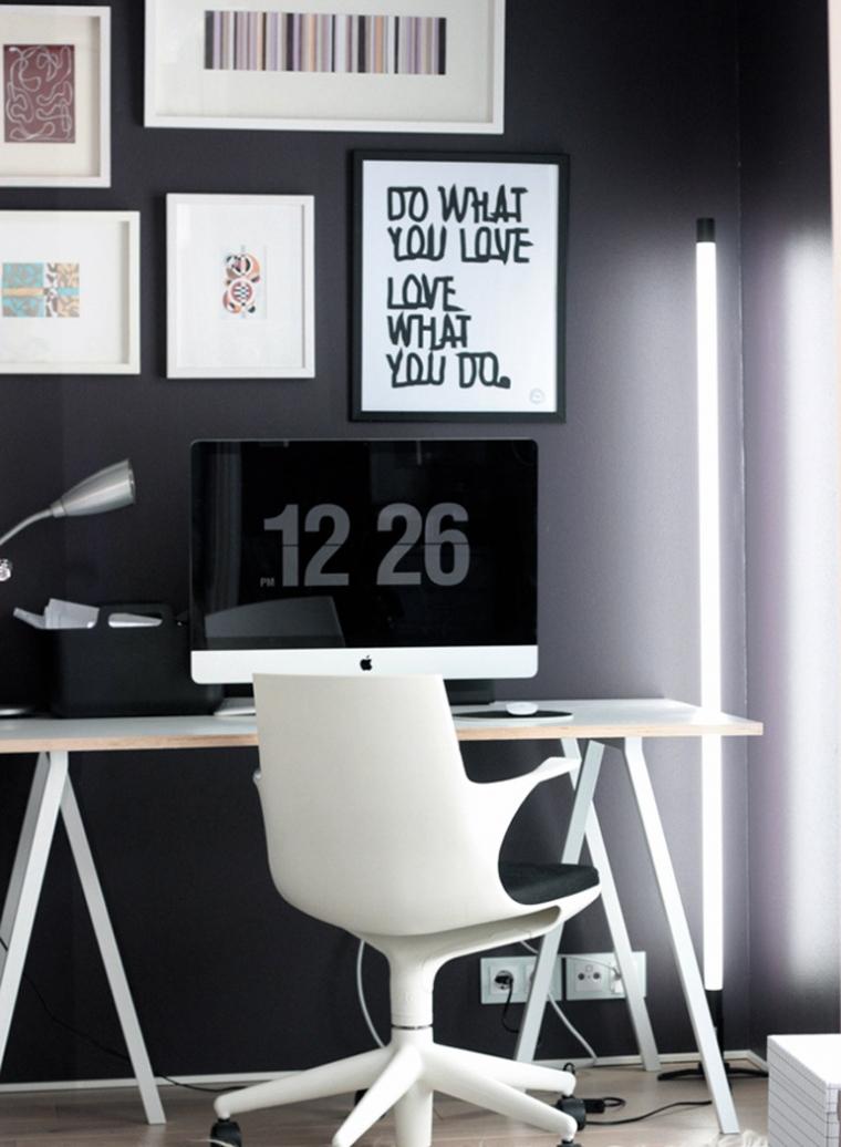 11x werkplek inspiratie   interior junkie