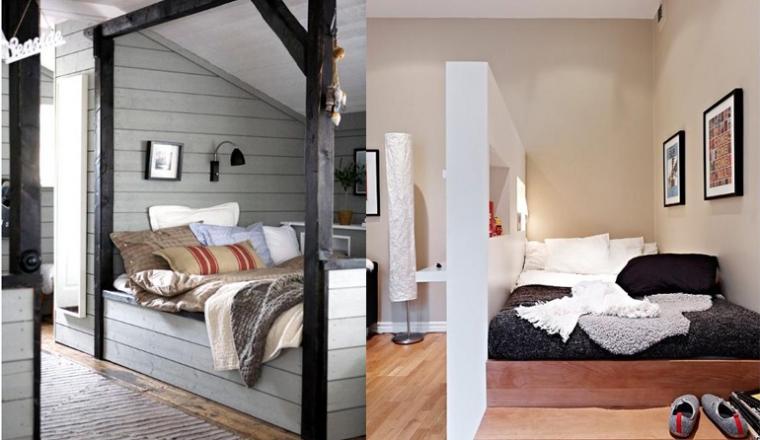 10x slaapkamers met knusse hoekjes - interior junkie, Deco ideeën