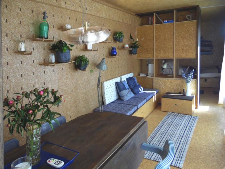 Energiezuinig wonen hoe wonen wij in de toekomst interior junkie - Huis in containers ...