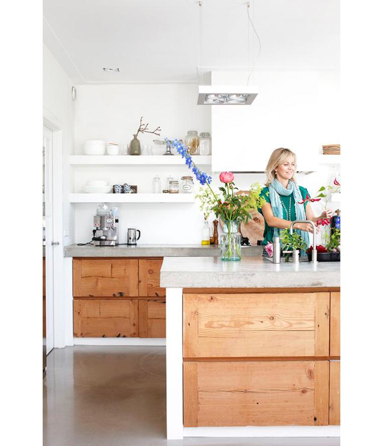 Keuken scandinavische stijl scandinavische keukens voor liefhebbers van de noord europese 15 - Scandinavische keuken ...