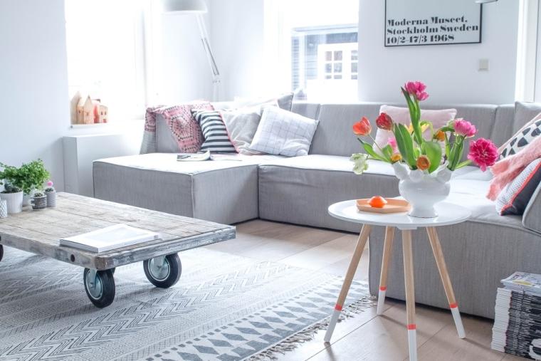 Woonkamer Ideeen Wit : Woonkamer vloer ideeen top woonkamer vloer ideeen np