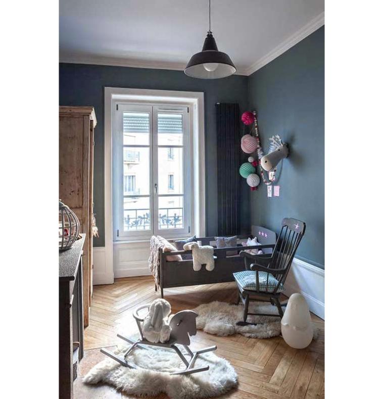 14x inspiratie voor een mooie jongenskamer interior junkie - Kamer blauwe jongen grijs ...